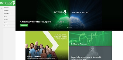 integra website